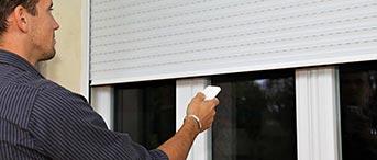 demande de devis volets roulants électriques solaire à Grenoble